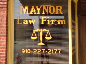 Attorney in Red Springs Lumberton NC